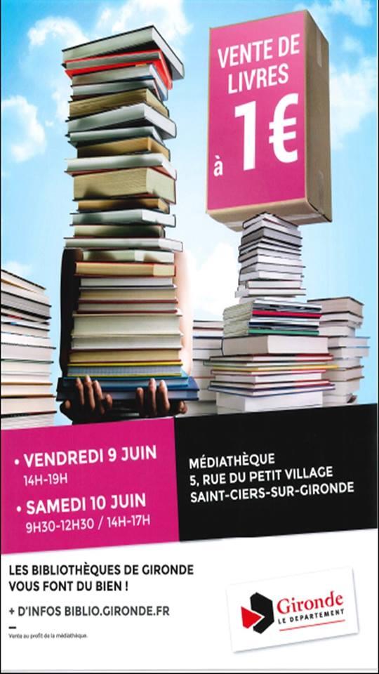 Les Bibliothèques de Gironde vous font du bien !