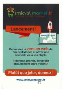 SITE INTERNET DE PARTAGE DU SMICVAL
