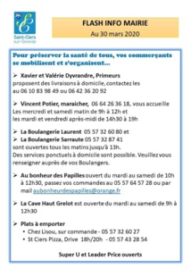 Article 642: INFOS MAIRIE