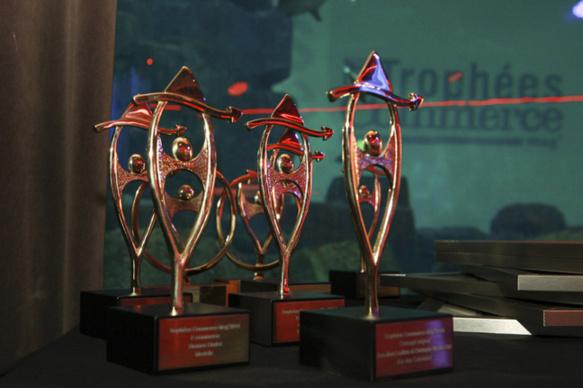 Médaille de bronze pour l'association des commerçants, artisans et acteurs économiques.