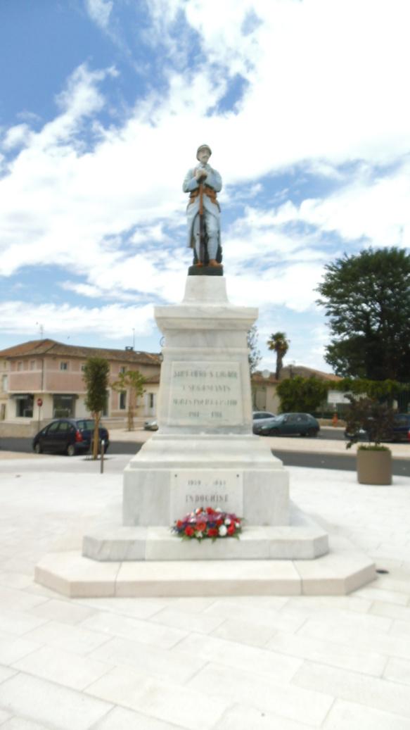 Commémoration de l'Armistice du 11 Novembre