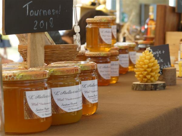 Fête du Miel le 13 Septembre à Terres d'oiseaux - Port des Callonges