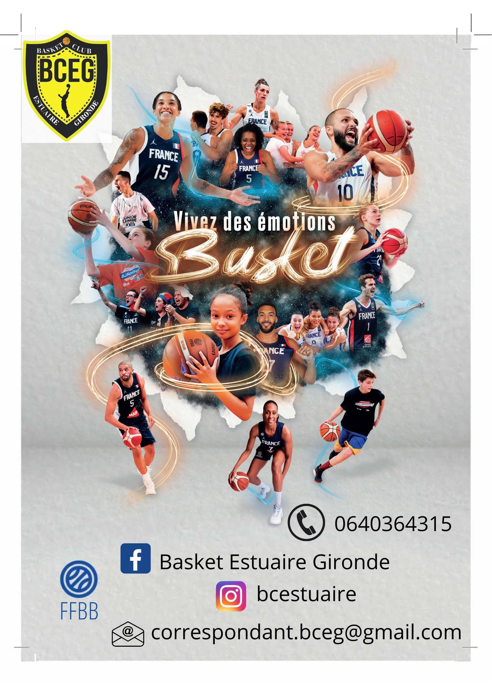 Basket Club Estuaire Gironde