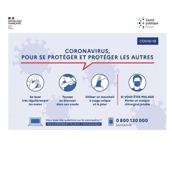 Information - arrêté préfectoral - fermeture des commerces entre 22 h et 5 h