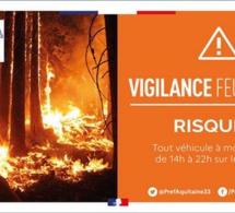 Protégeons les forêts contre les incendies