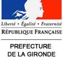 Arrêté relatif aux mesures prescrites pour limiter la pollution de l'air ambiant sur les particules en suspension (PM10) sur le département de la Gironde.