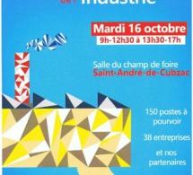 6 ème Forum des Métiers de l'industrie