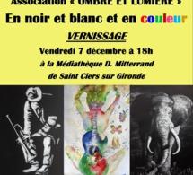 """Exposition association """"OMBRE et LUMIERE"""""""