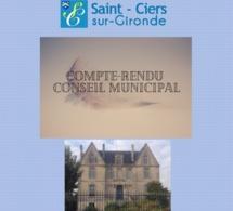 CR conseil municipal du 04/02/2021